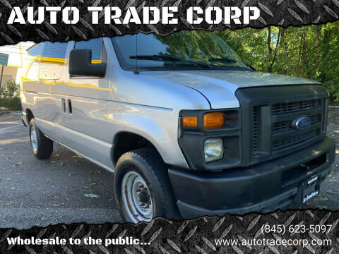 2011 Ford E-Series Cargo for sale at AUTO TRADE CORP in Nanuet NY
