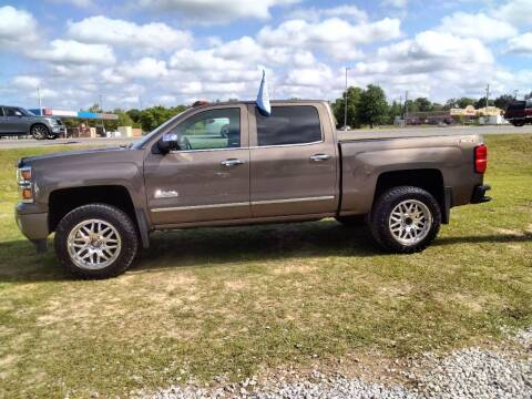 2014 Chevrolet Silverado 1500 for sale at NORTHWOOD TRUCK SALES in Northport AL