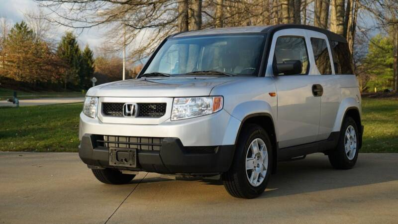 2011 Honda Element for sale at Grand Financial Inc in Solon OH
