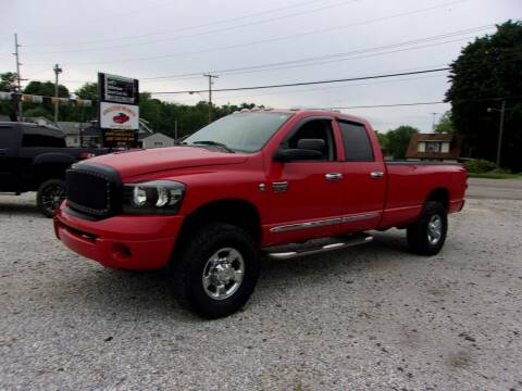 2008 Dodge Ram Pickup 2500 for sale at JEFF MILLENNIUM USED CARS in Canton OH