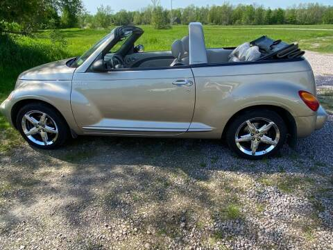 2005 Chrysler PT Cruiser for sale at AB Classics in Malone NY