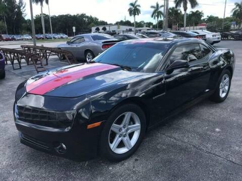 2011 Chevrolet Camaro for sale at Denny's Auto Sales in Fort Myers FL