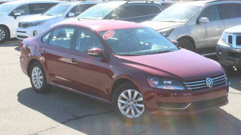 2015 Volkswagen Passat for sale at Car Bazaar INC in Salt Lake City UT