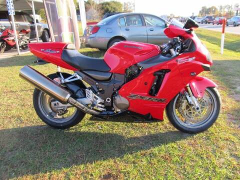 2002 Kawasaki ZX12R for sale at Cycles Plus Inc in Garner NC