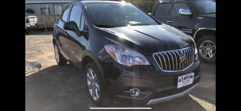2013 Buick Encore for sale at Al's Auto Inc. in Bruce Crossing MI