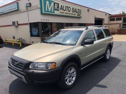 2006 Volvo XC70 for sale at MR Auto Sales Inc. in Eastlake OH
