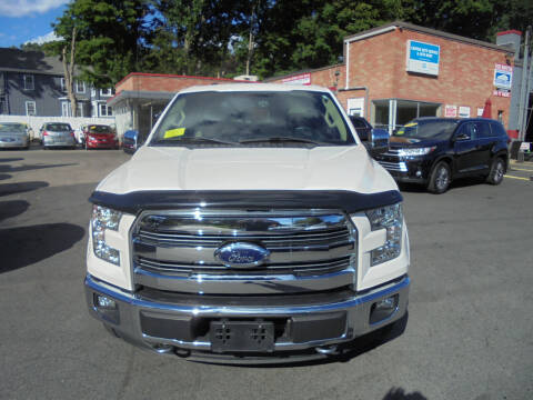 2015 Ford F-150 for sale at Washington Street Auto Sales in Canton MA