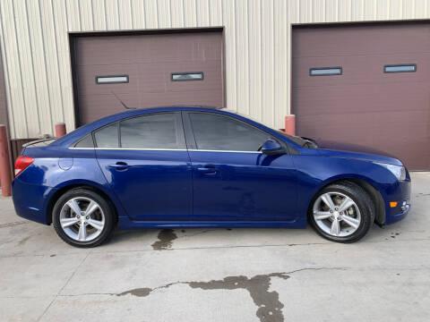 2012 Chevrolet Cruze for sale at Dakota Auto Inc. in Dakota City NE