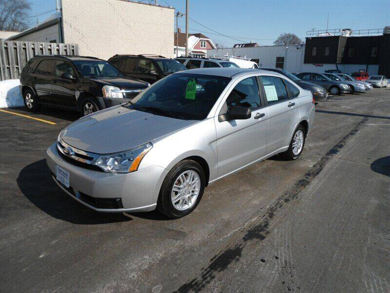 2011 Ford Focus for sale at FLEET AUTO SALES & SVC in West Allis WI