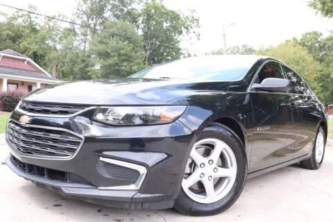 2017 Chevrolet Malibu for sale at Cobb Luxury Cars in Marietta GA