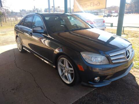 2008 Mercedes-Benz C-Class for sale at Doug Kramer Auto Sales in Longview TX