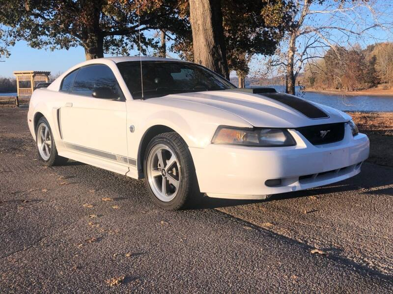 2004 Ford Mustang for sale at Monroe Auto's, LLC in Parsons TN