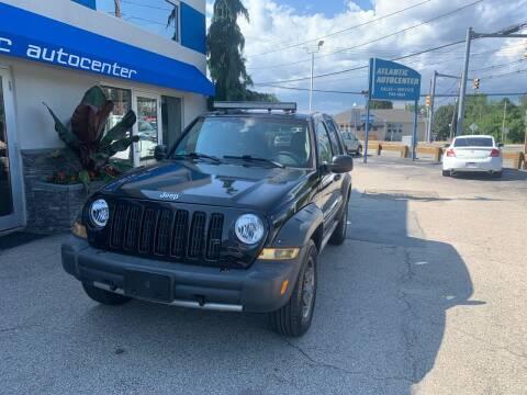 2005 Jeep Liberty for sale at Atlantic AutoCenter in Cranston RI
