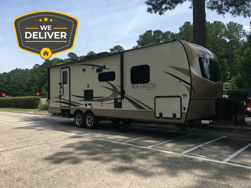 2018 Rockwood Ultra lite 2606ws for sale at My Car Inc in Pls. Call 305-220-0000 FL