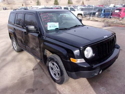 2014 Jeep Patriot for sale at Barney's Used Cars in Sioux Falls SD