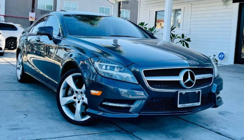 2013 Mercedes-Benz CLS for sale at Pro Motorcars in Anaheim CA
