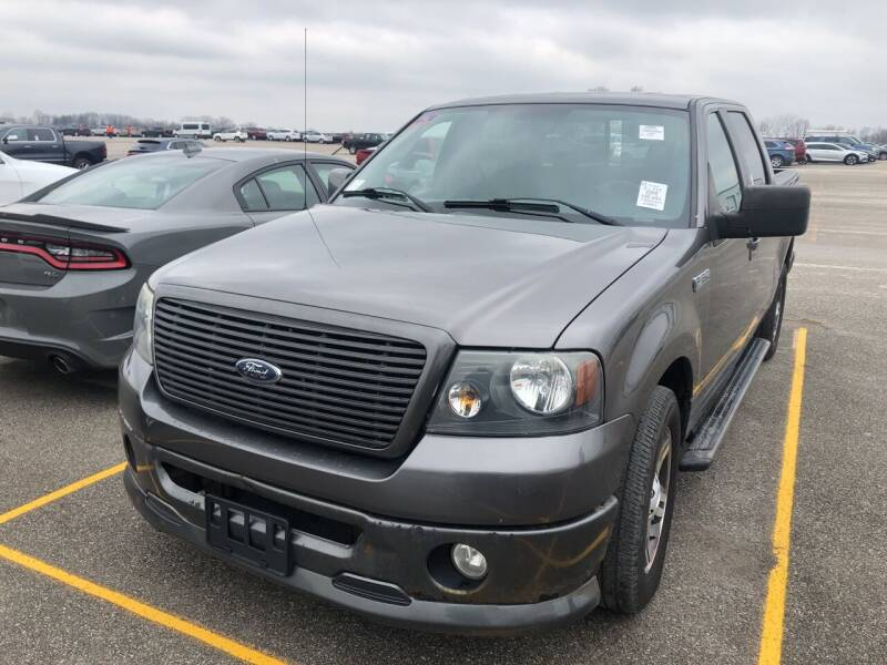 2008 Ford F-150 for sale at Right Place Auto Sales in Indianapolis IN