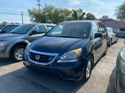 2010 Honda Odyssey for sale at Lakeshore Auto Wholesalers in Amherst OH