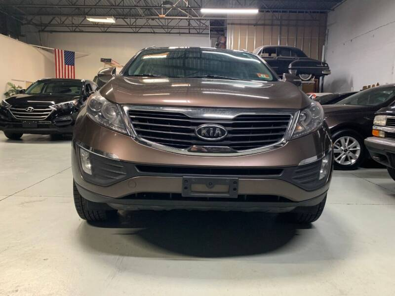 2011 Kia Sportage for sale at GROUP AUTO IMPORT & EXPORT in Newark NJ