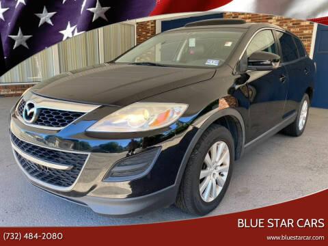 2010 Mazda CX-9 for sale at Blue Star Cars in Jamesburg NJ