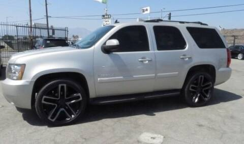 2007 Chevrolet Tahoe for sale at Luxor Motors Inc in Pacoima CA