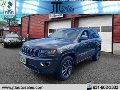 2017 Jeep Grand Cherokee for sale at JTL Auto Inc in Selden NY