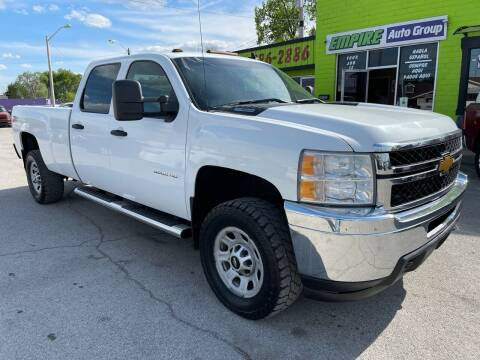 2014 Chevrolet Silverado 3500HD for sale at Empire Auto Group in Indianapolis IN