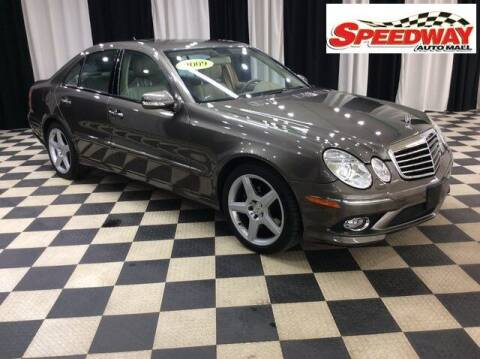2009 Mercedes-Benz E-Class for sale at SPEEDWAY AUTO MALL INC in Machesney Park IL