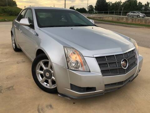 2009 Cadillac CTS for sale at Gwinnett Luxury Motors in Buford GA