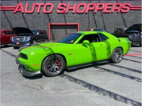 2017 Dodge Challenger for sale at AUTO SHOPPERS LLC in Yakima WA