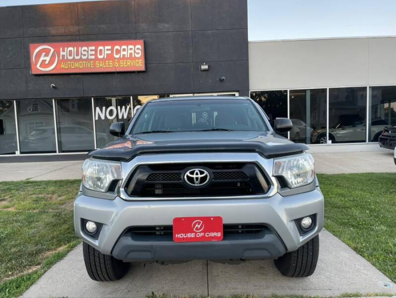 2014 Toyota Tacoma for sale at HOUSE OF CARS CT in Meriden CT
