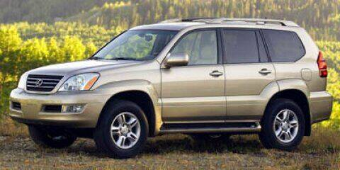 2005 Lexus GX 470 for sale at QUALITY MOTORS in Salmon ID