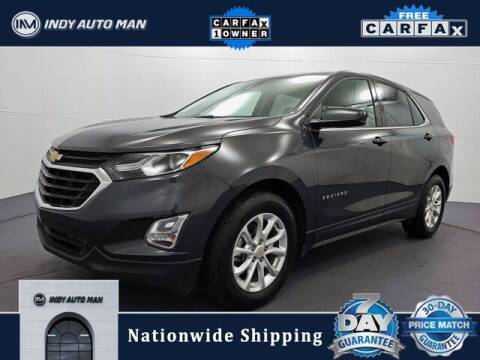 2018 Chevrolet Equinox for sale at INDY AUTO MAN in Indianapolis IN