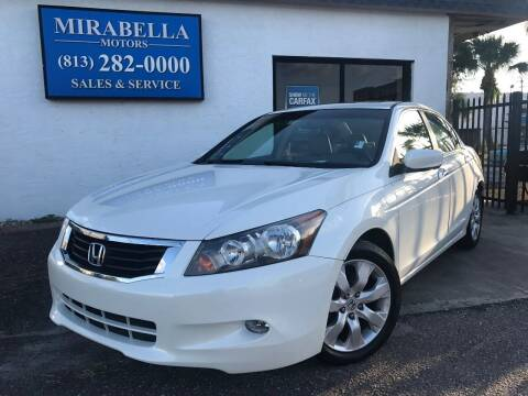 2009 Honda Accord for sale at Mirabella Motors in Tampa FL