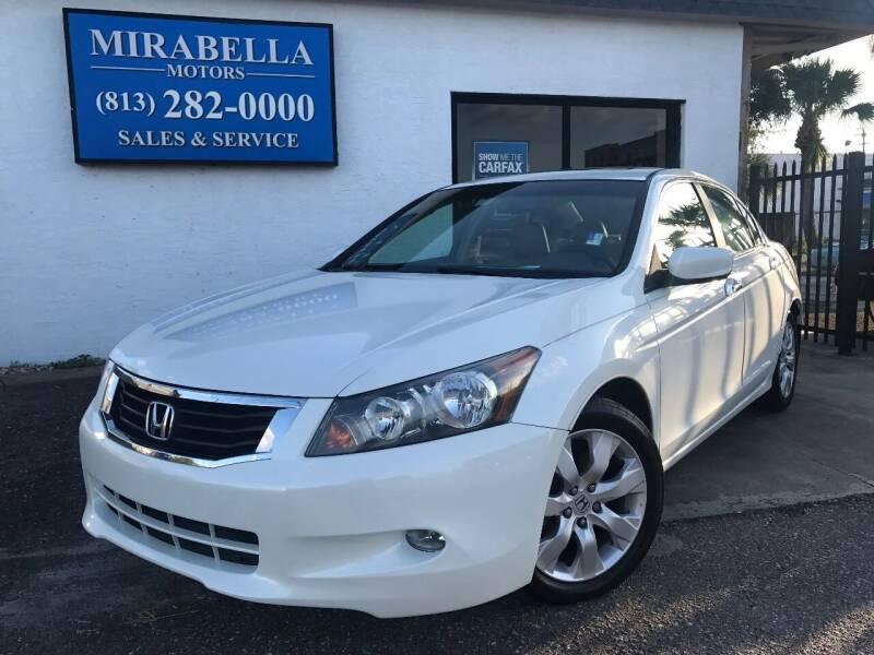 2009 Honda Accord for sale at Mirabella Motors in Tampa FL
