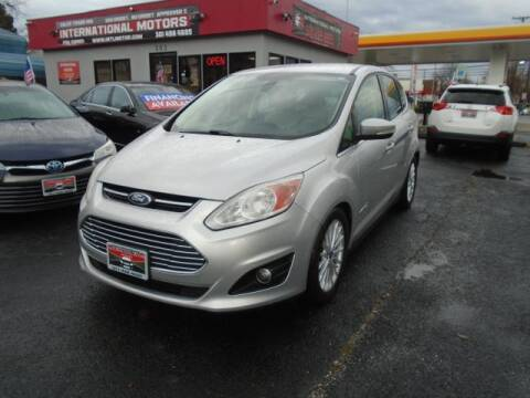 2013 Ford C-MAX Hybrid for sale at International Motors in Laurel MD