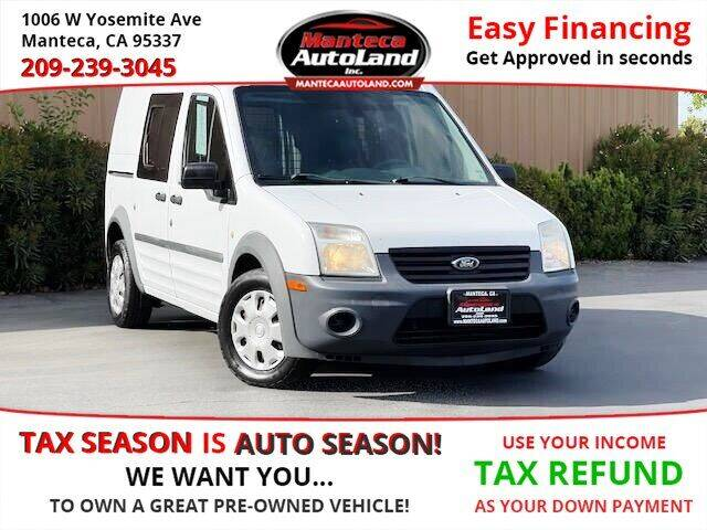 2012 Ford Transit Connect for sale at Manteca Auto Land in Manteca CA