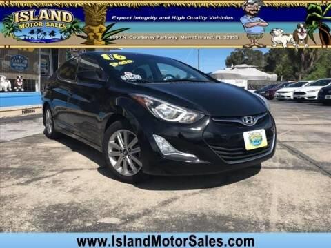 2016 Hyundai Elantra for sale at Island Motor Sales Inc. in Merritt Island FL