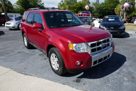 2011 Ford Escape for sale at J Linn Motors in Clearwater FL