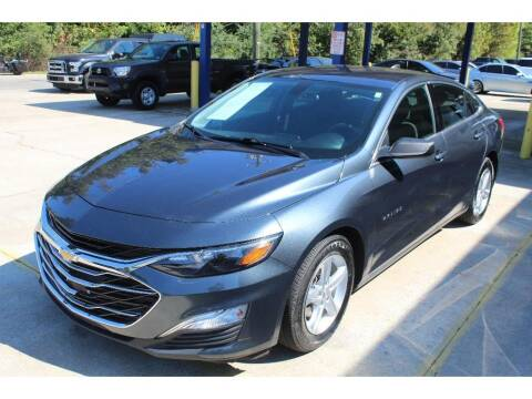 2019 Chevrolet Malibu for sale at Inline Auto Sales in Fuquay Varina NC