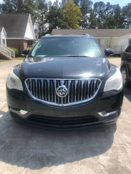 2014 Buick Enclave for sale at Gralin Hampton Auto Sales in Summerville SC