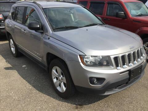 2016 Jeep Compass for sale at eAutoDiscount in Buffalo NY