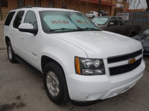 2014 Chevrolet Tahoe for sale at R & D Motors in Austin TX
