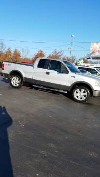 2006 Ford F-150 for sale at Country Auto Sales in Boardman OH