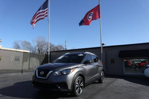 2018 Nissan Kicks for sale at Danny Holder Automotive in Ashland City TN