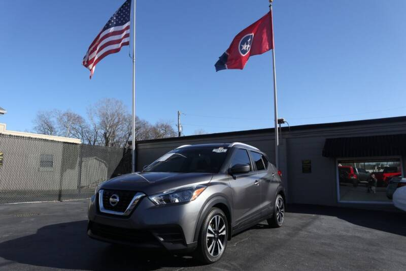 2018 Nissan Kicks for sale at Danny Holder Automotive in Ashland City TN