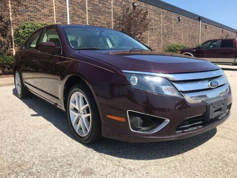 2012 Ford Fusion for sale at Classic Motor Group in Cleveland OH