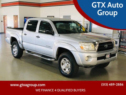 2007 Toyota Tacoma for sale at GTX Auto Group in West Chester OH