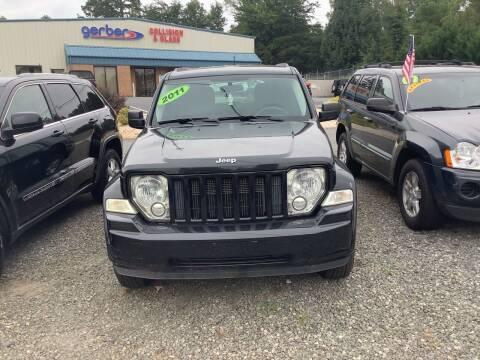 2012 Jeep Liberty for sale at Moose Motors in Morganton NC