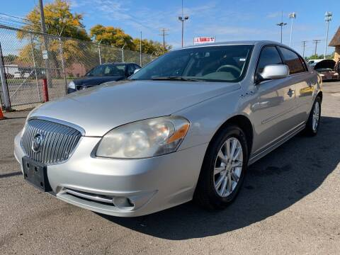 2011 Buick Lucerne for sale at L.A. Trading Co. Detroit - L.A. Trading Co. Woodhaven in Woodhaven MI